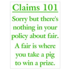 Fair? Poster