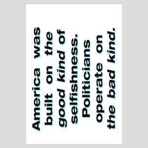 35x23 2 Kinds of Selfishness