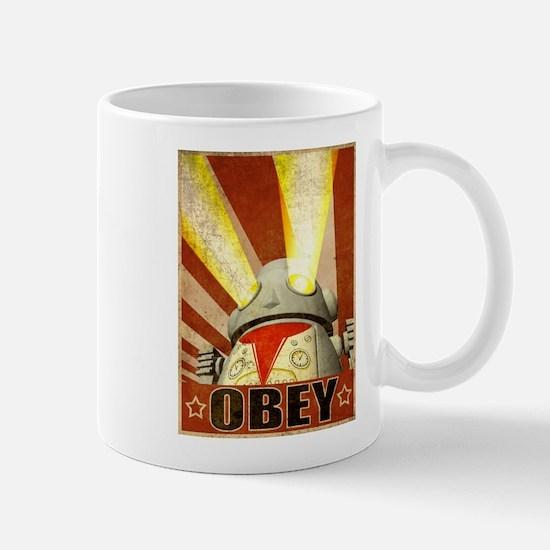 OBEY Version 2 Mug