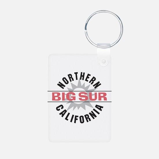 Big Sur California Keychains
