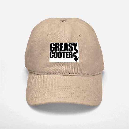 Cooter Baseball Baseball Cap