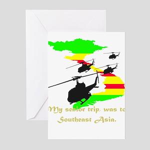Senior Trip Greeting Cards (Pk of 10)