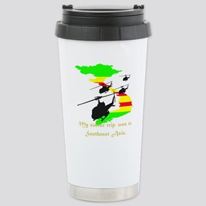 Senior Trip Stainless Steel Travel Mug