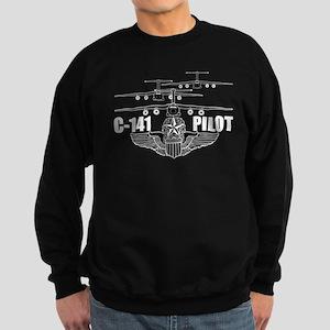 C-141 Pilot Sweatshirt (dark)