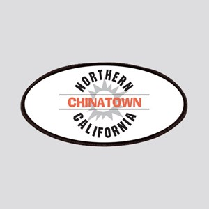 Chinatown California Patches