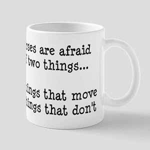 Scared Horse Mugs