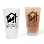Foreverhome Drinking Glass