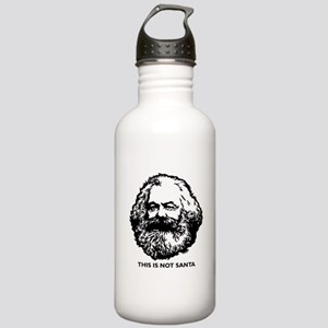 Marx Not Santa Stainless Water Bottle 1.0L