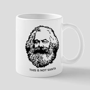 Marx Not Santa Mug