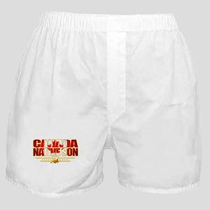 Canada Native Son Boxer Shorts