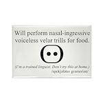SpecGram Stupid Phoneti Rectangle Magnet (10 pack)
