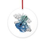 Dragon aco Ornament (Round)