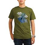 Dragon aco Organic Men's T-Shirt (dark)