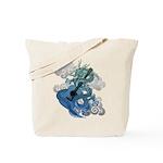 Dragon aco Tote Bag