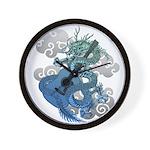 Dragon aco Wall Clock