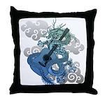 Dragon aco Throw Pillow