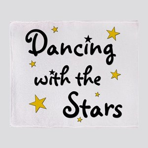 DWTS Throw Blanket
