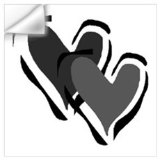 Interracial Love Wall Decal