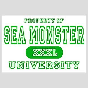 Sea Monster University