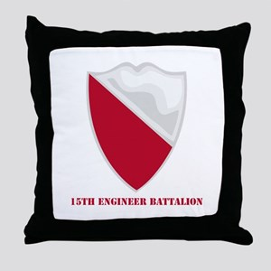 DUI - 15th Engineer Battalion with text Throw Pill
