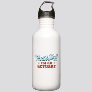 Trust me Actuary Stainless Water Bottle 1.0L