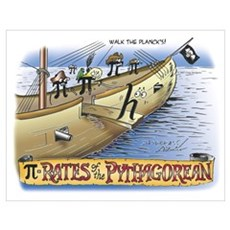 Pi-rates Poster