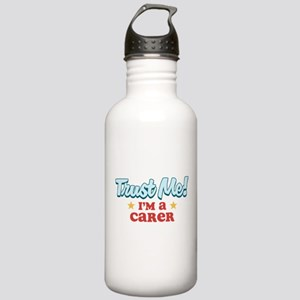 Trust me Carer Stainless Water Bottle 1.0L