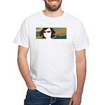Shades - White T-Shirt