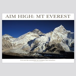 Aim High Mt Everest