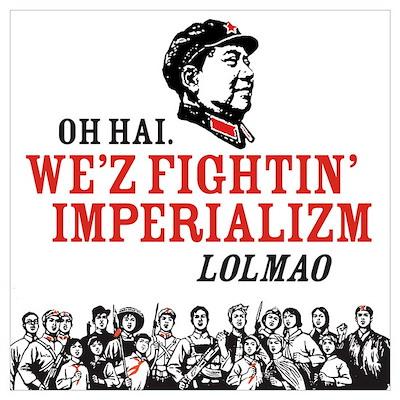 LOL Mao Poster