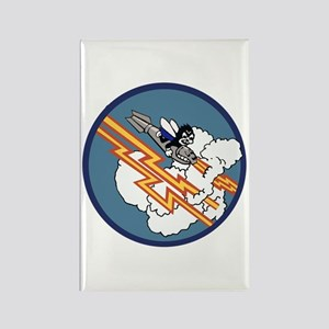 2nd Bombardment Squadron Insignia Rectangle Magnet