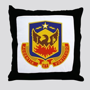 DUI - 173rd Special Troops Battalion Throw Pillow