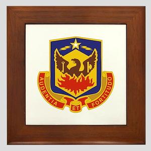 DUI - 173rd Special Troops Battalion Framed Tile