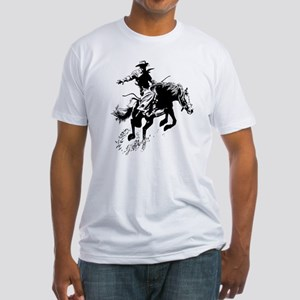 B/W Bronco Fitted T-Shirt