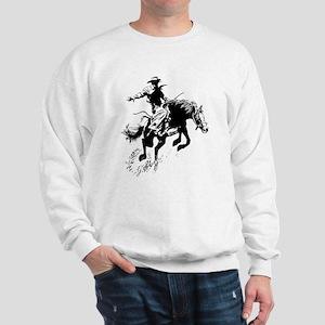 B/W Bronco Sweatshirt