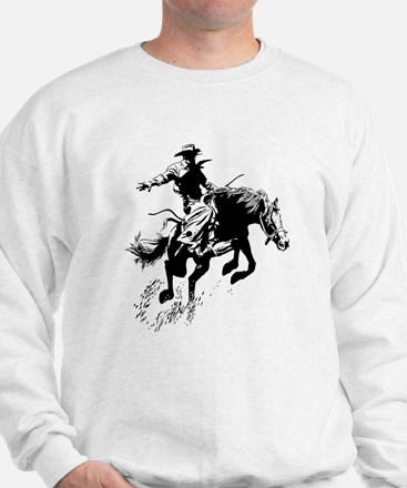 B/W Bronco Sweater