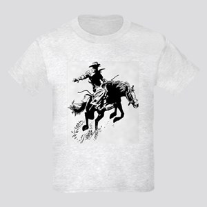 B/W Bronco Kids Light T-Shirt