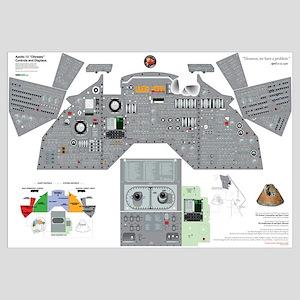 Apollo 13 Command Module Cockpit