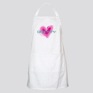 Grammy Love BBQ Apron