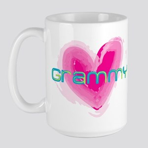 Grammy Love Large Mug
