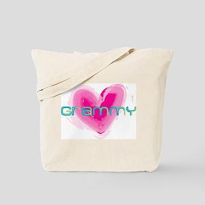 Grammy Love Tote Bag