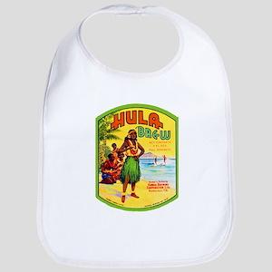Hawaii Beer Label 2 Bib