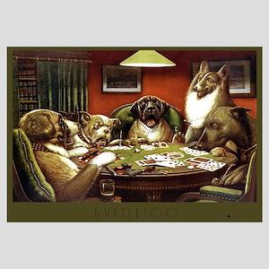 A Waterloo Dog Poker