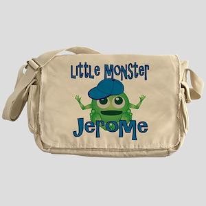 Little Monster Jerome Messenger Bag
