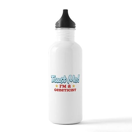 Trust me Geneticist Stainless Water Bottle 1.0L