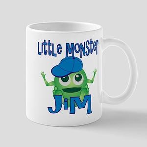 Little Monster Jim Mug