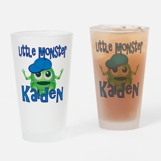 Little Monster Kaiden Drinking Glass