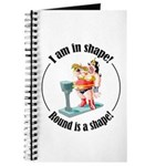 I am in shape! Journal