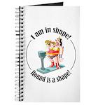 I am in shape! Journal