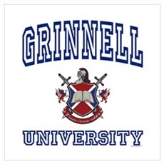 GRINNELL University Poster